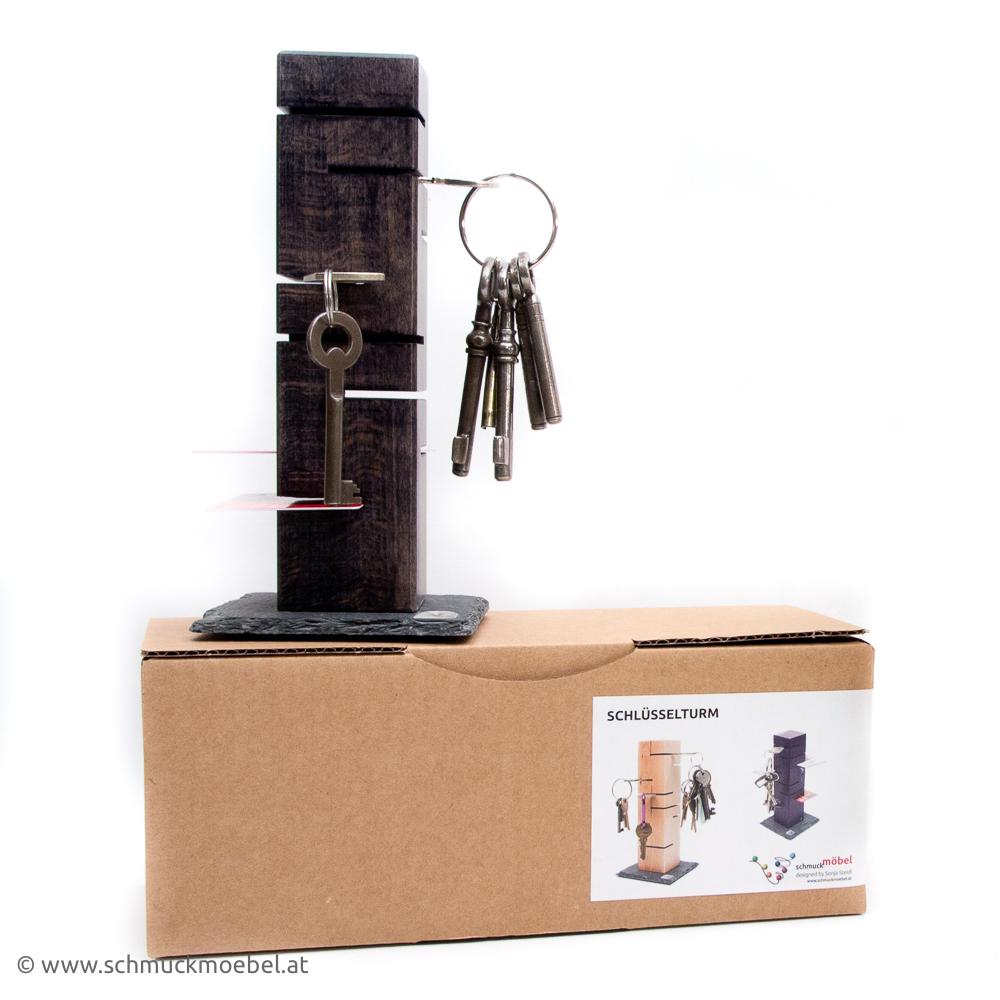 Schlüsselturm Schachtel