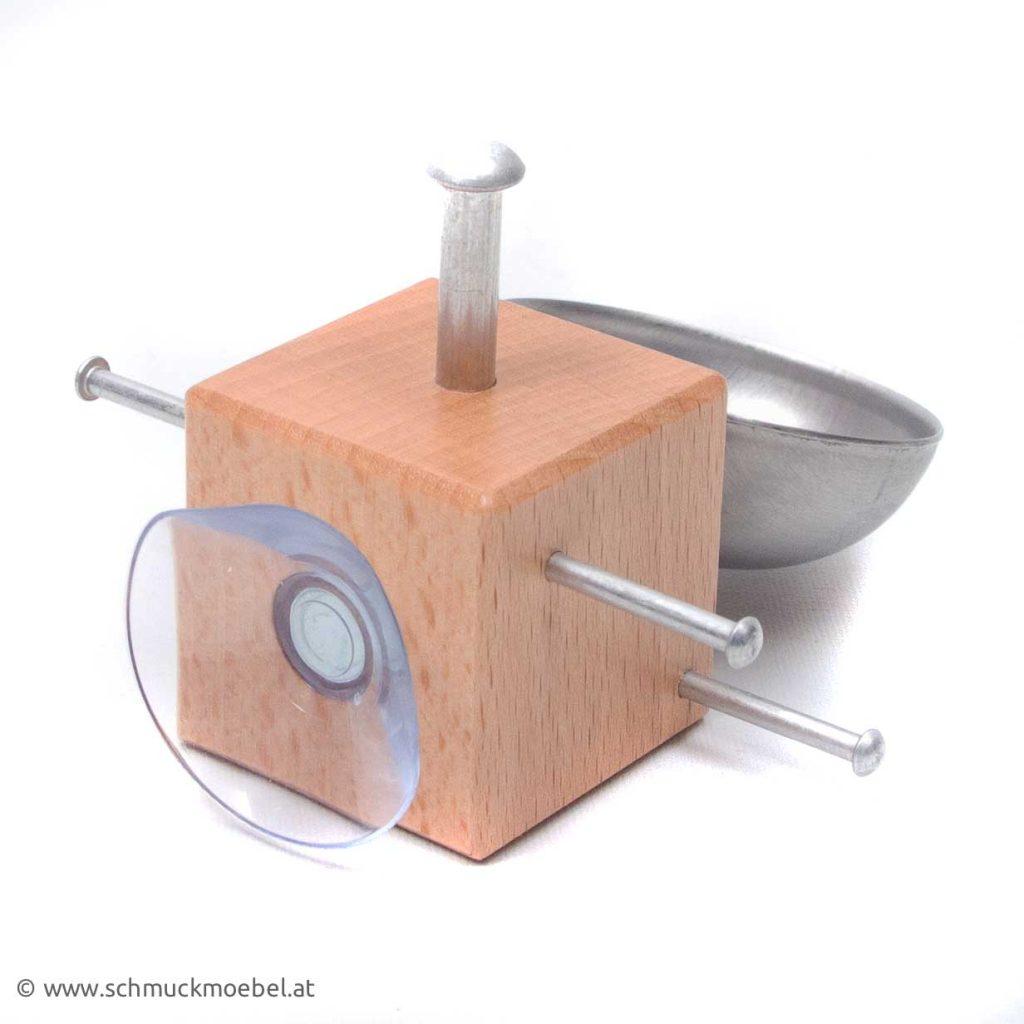Cubo Saugnapf